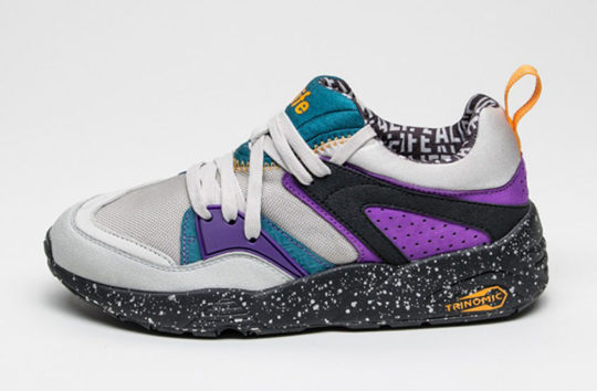 puma blaze of glory alife gray violet