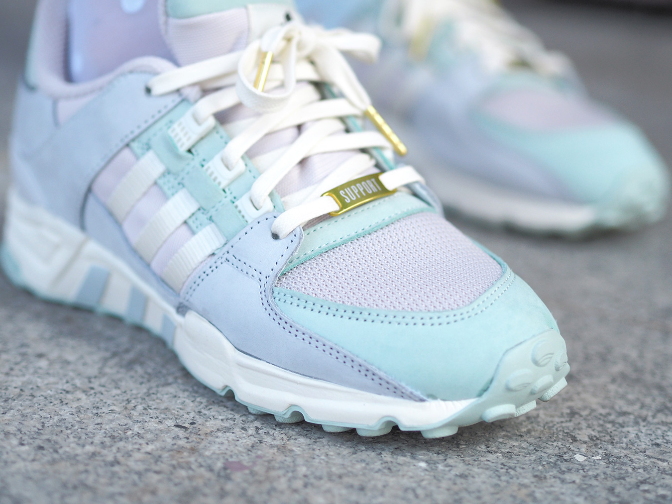 wdywt Adidas mieqt support pastel
