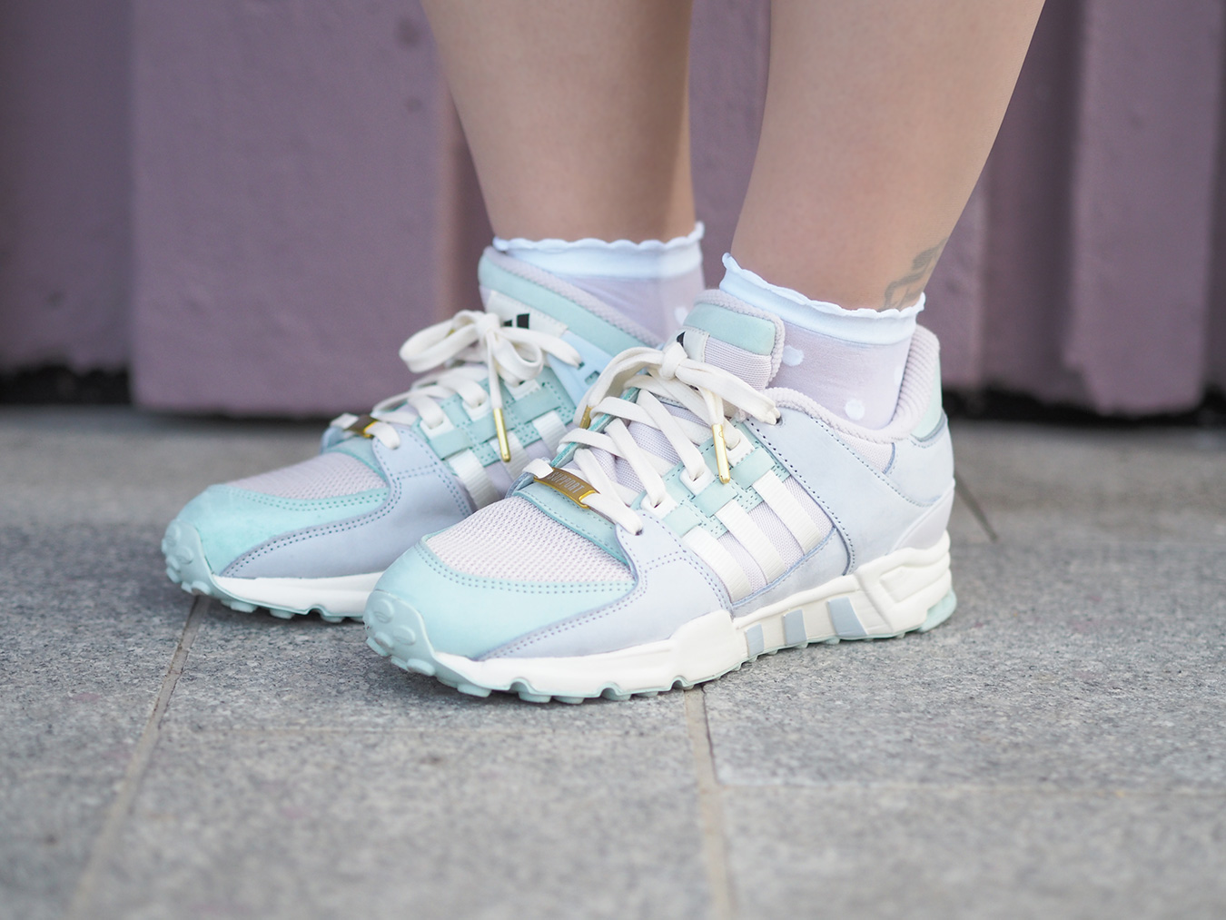 Adidas mieqt support pastel