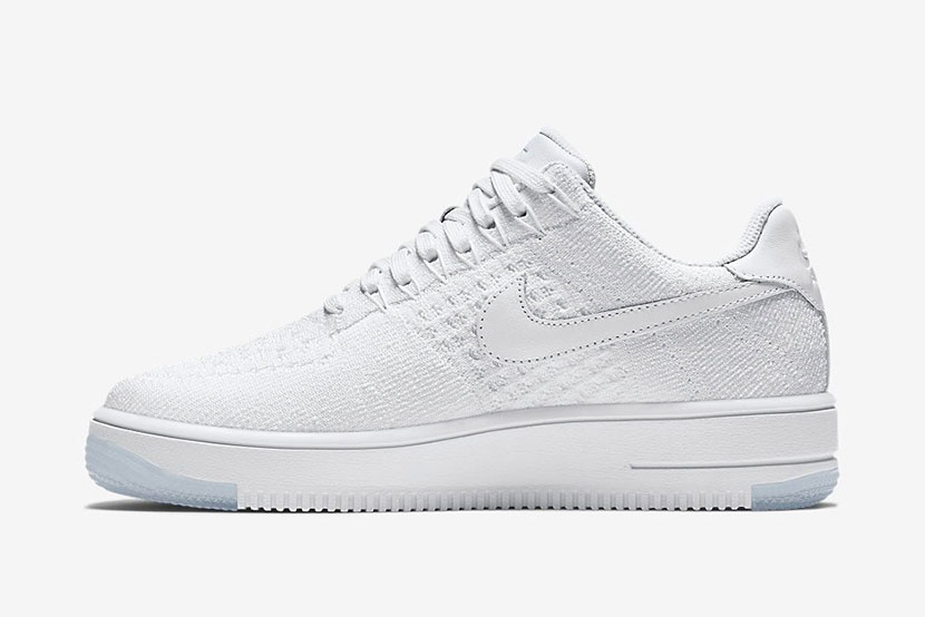Nike Air Force 1 Lo Flyknit White