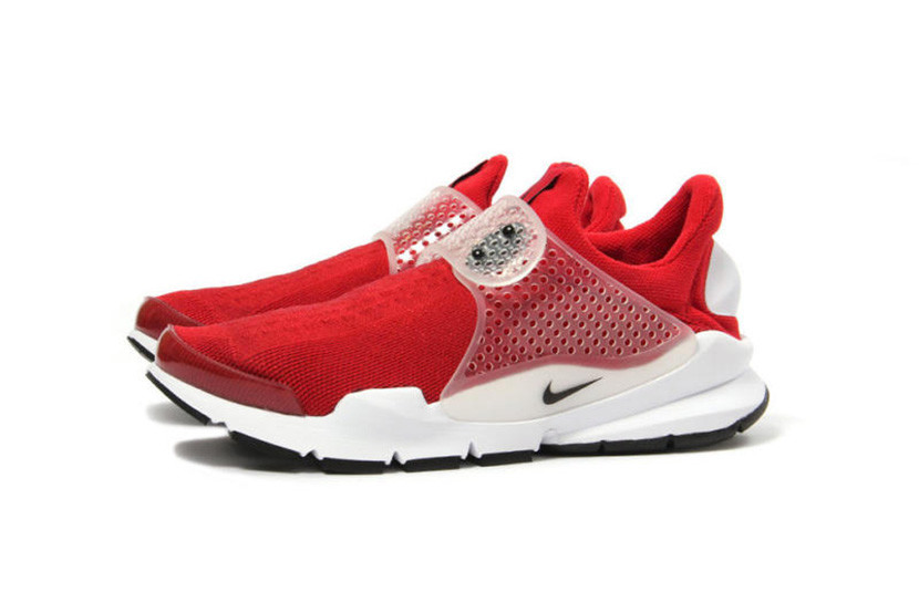 Infos de release Nike Sock Dart Gym Red