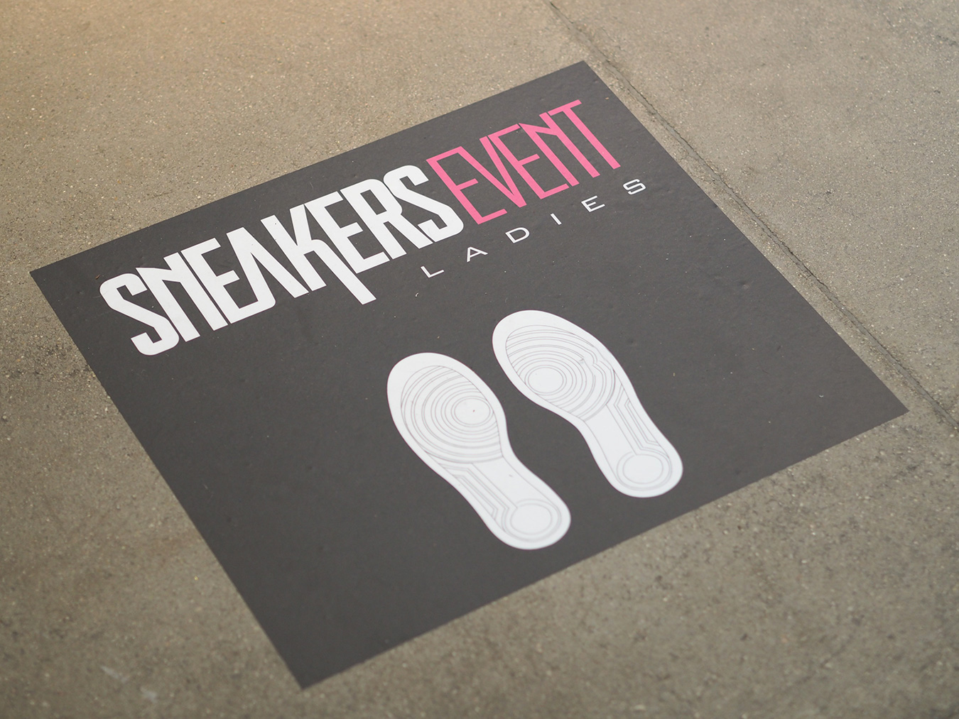 Sneakers Event Paris Ladies