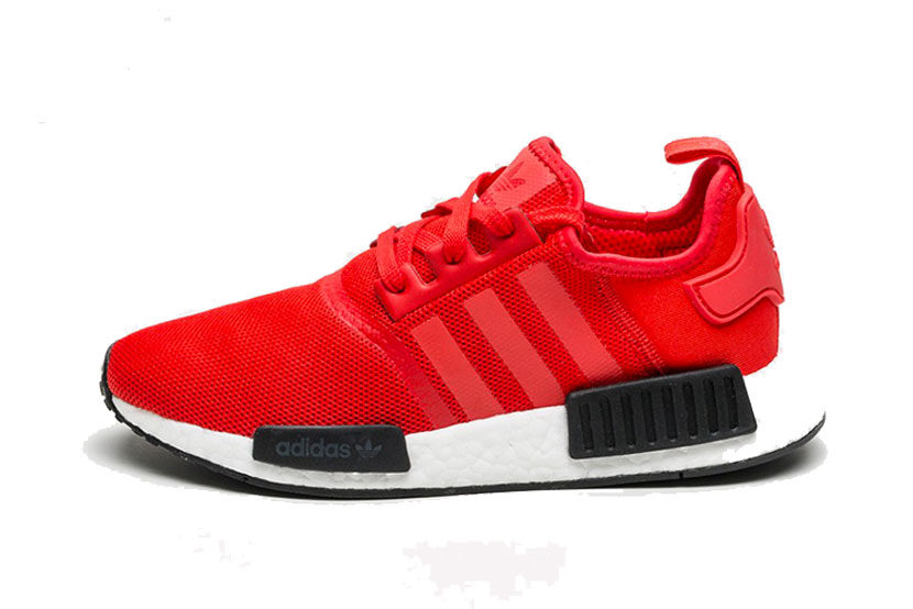 adidas NMD R1 Red White