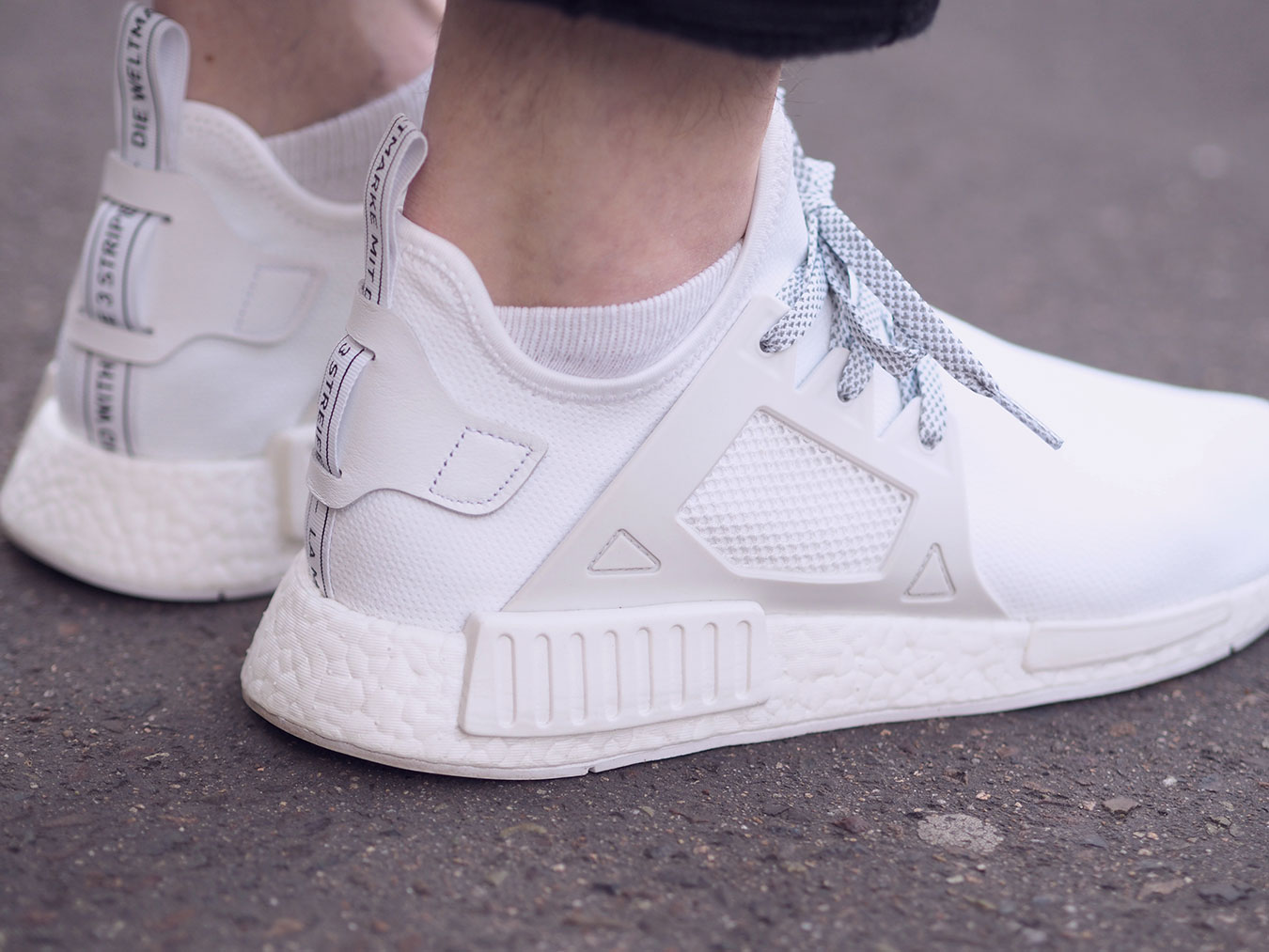 Adidas nmd xr_1 white