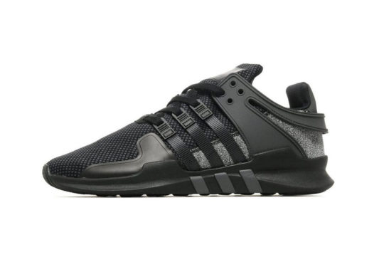 adidas EQT Support ADV Black Grey JD Exclusive