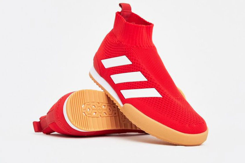 more photos 3a2f3 955a7 ... coupon gosha rubchinskiy x adidas ace 16 super red 6b2dc 09922