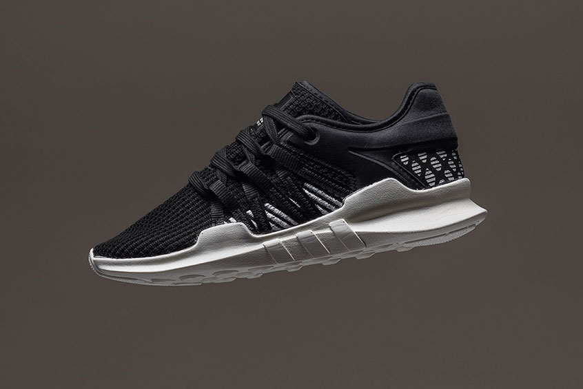Release adidas EQT Racing ADV Black White Womens BY9798