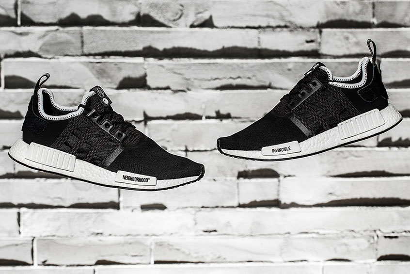 673d663d9 adidas nmd invincible Neighborhood x Invincible x adidas NMD R1 ...