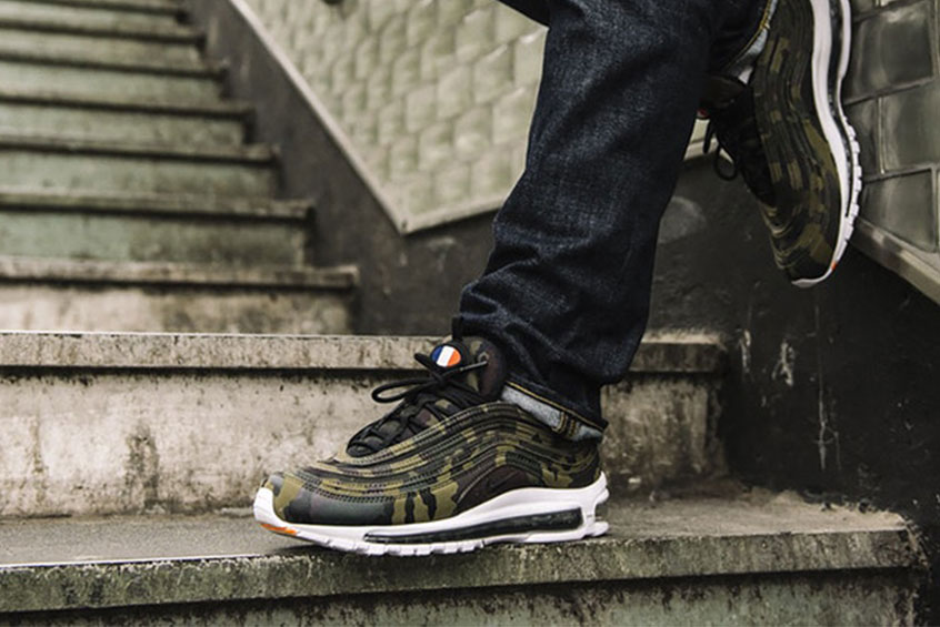 Nike Air Max 97 Country Camo France : Release date, Price & Info