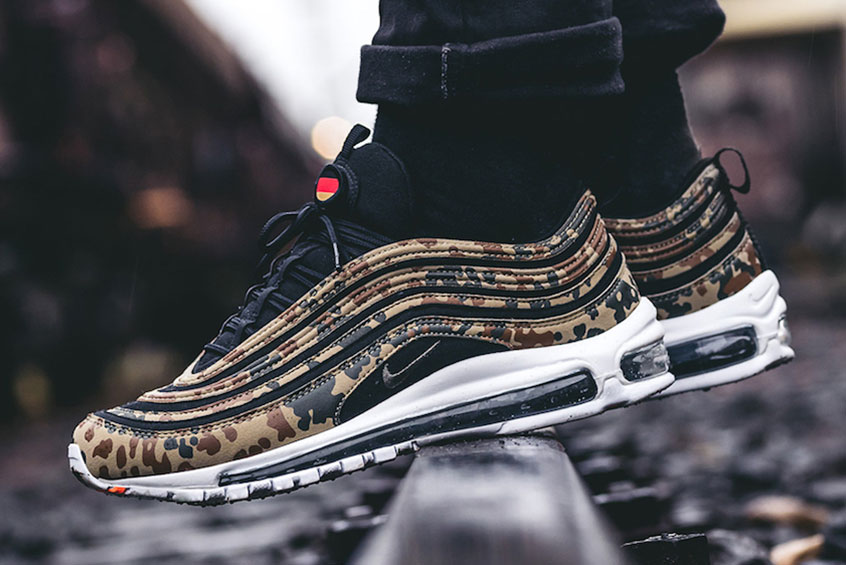 Nike Air Max 97 Country Camo Germany : Release date, Price & Info
