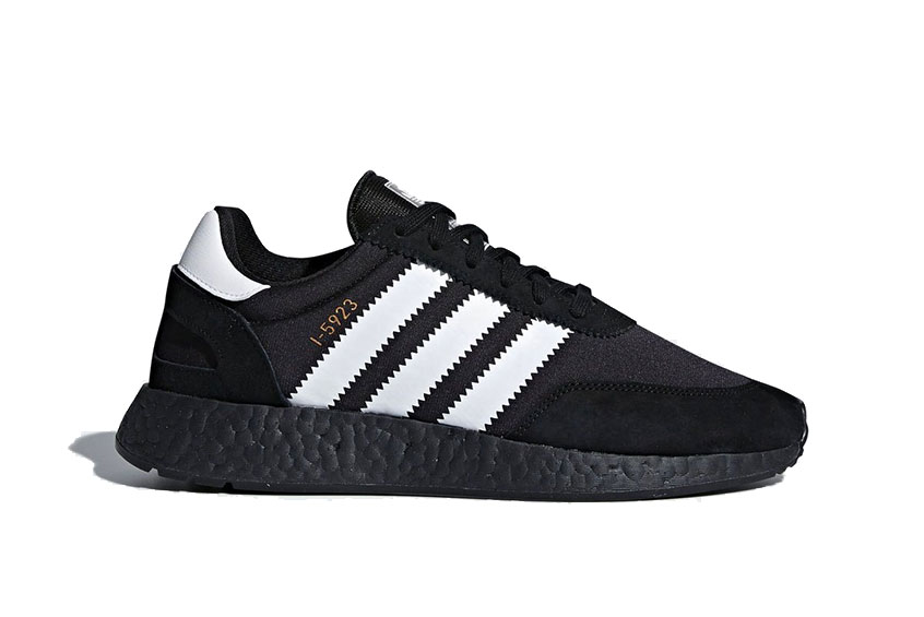 adidas I-5923 Boost Black release