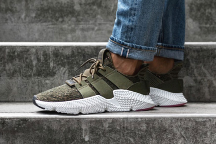 adidas Prophere Olive release