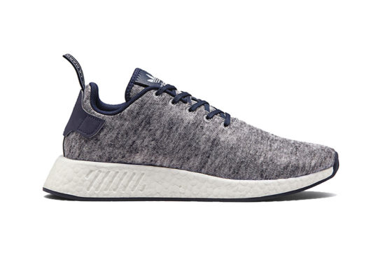 United Arrows & Sons x adidas NMD R2 Grey release