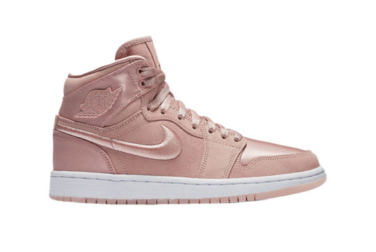 Jordan 1 High Pastel Pack Sunset Tint release