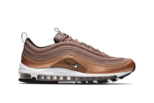 Nike Air Max 97 Metallic Red Bronze release
