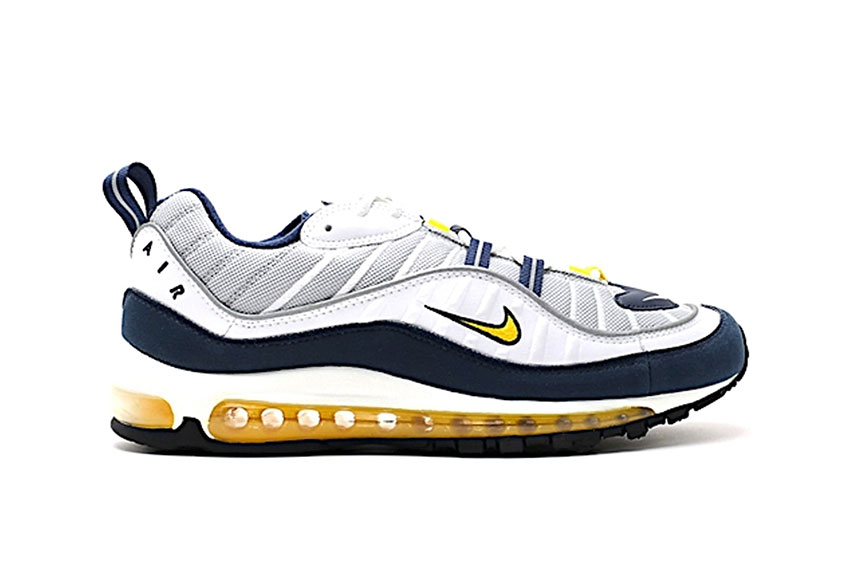 Nike Air Max 98 Tour Yellow release