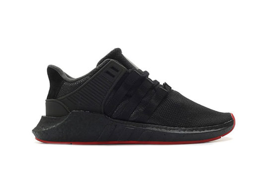 adidas EQT Support 93/17 Black Red release