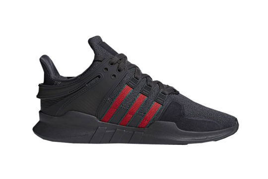 adidas EQT Support ADV Black Red release