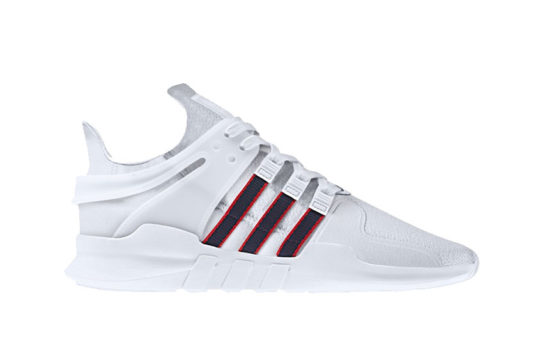 adidas EQT Support ADV White Red release