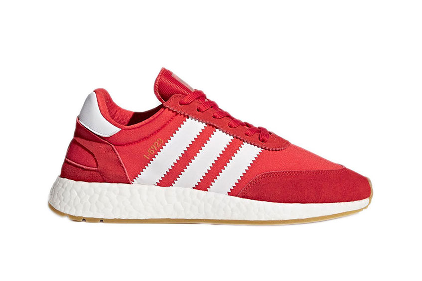 adidas i-5923 Red release