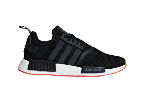 adidas NMD R1 Black Red release