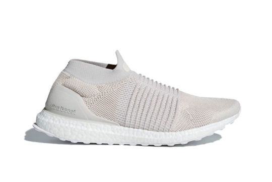 adidas Ultra Boost Laceless Pearl release