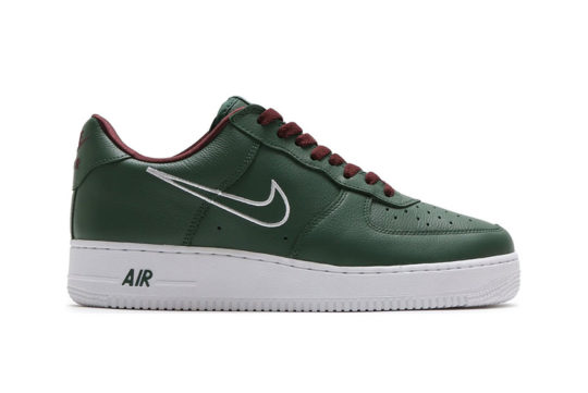 Nike Air Force 1 Hong Kong release