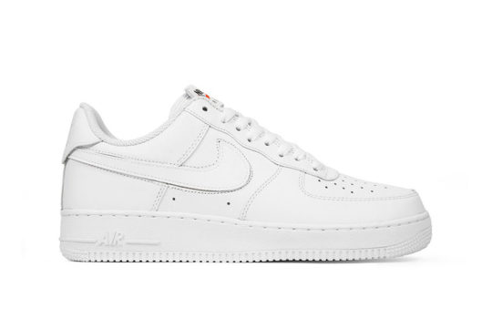 Nike Air Force 1 Velcro Swoosh Pack White release