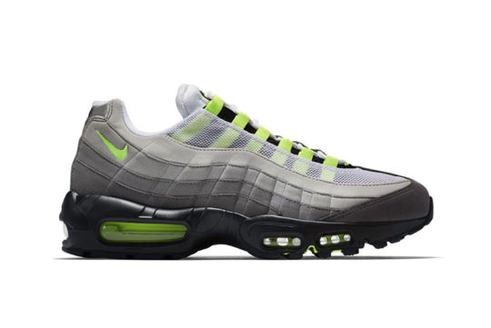 Nike Air Max 95 OG Neon release