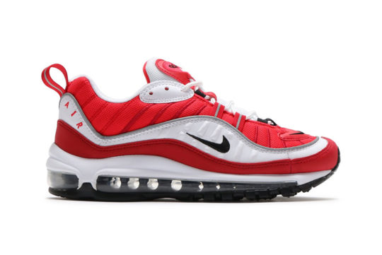 Nike Air Max 98 Gym Red release