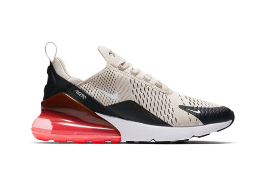 Nike Air Max 270 Light Bone release