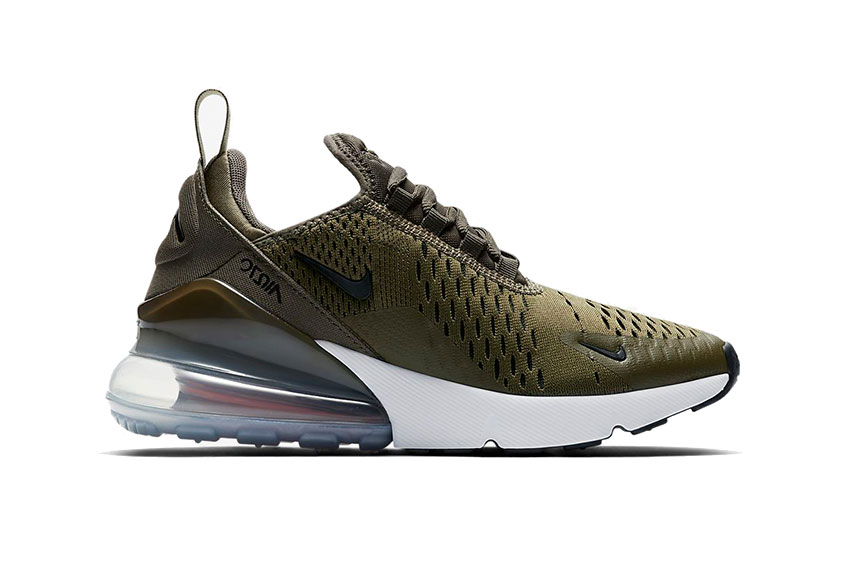 Nike Air Max 270 Olive release