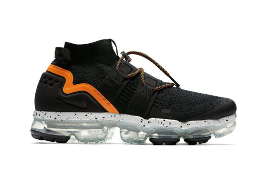 Nike Air VaporMax Utility Orange Peel release