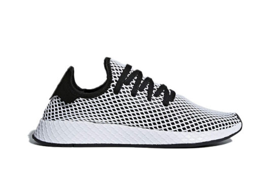 adidas Deerupt Black White