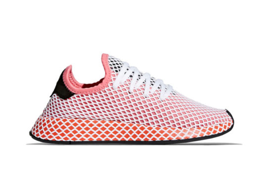 adidas Deerupt Red Womens