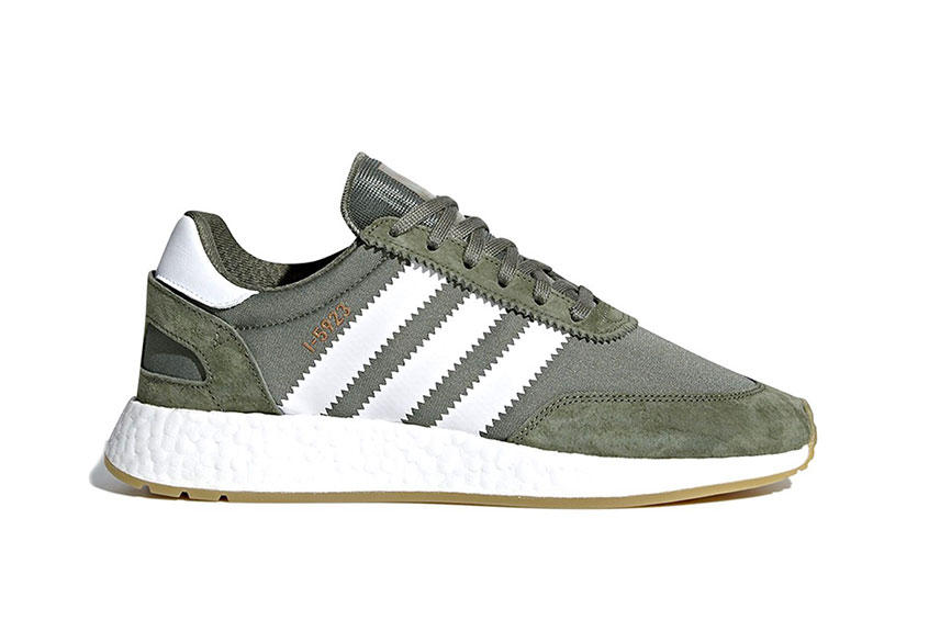 adidas i-5923 Olive White   Date de sortie bf3c1a6ae
