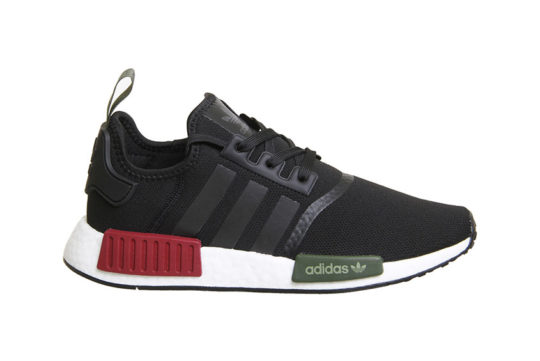 adidas NMD R1 Black Olive Offspring Exclusive