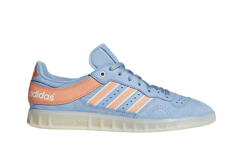 new product 4fa15 49e07 adidas x Oyster Handball Top Blue : Release date, Price & Info