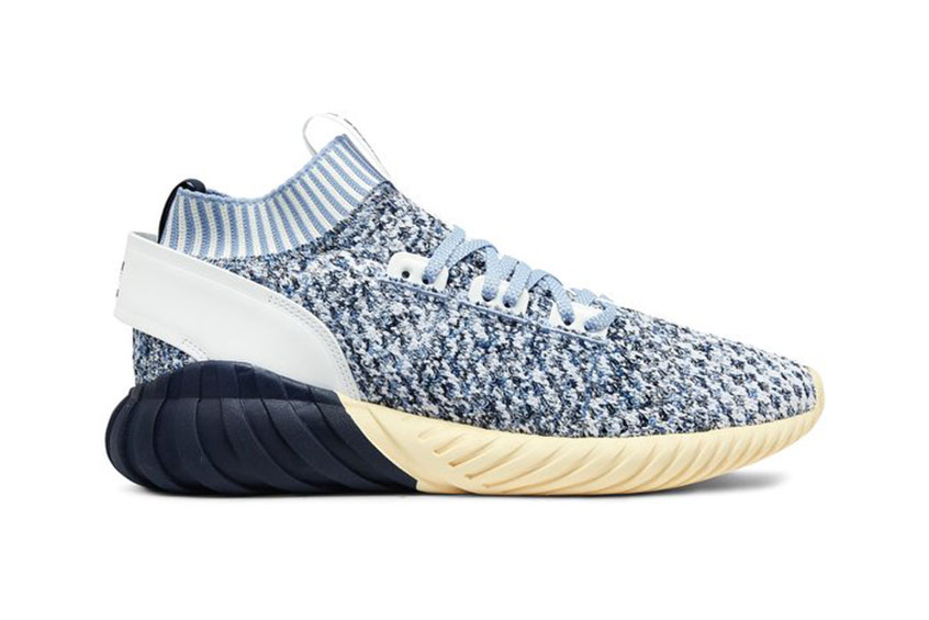 adidas Tubular Doom Sock Primeknit Ink White