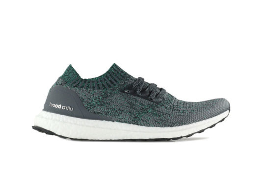 adidas Ultra Boost Uncaged Grey Green release