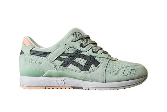 END x ASICS GEL-Lyte III Wasabi Grey