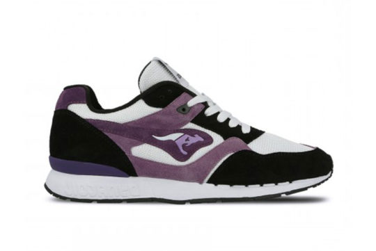 KangaROOS Racer Hybrid Black Purple