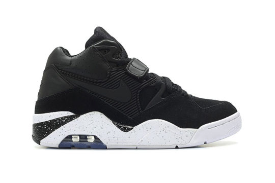 Nike Air Force 180 Black White