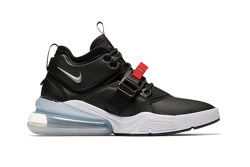 Nike Air Force 270 Black White