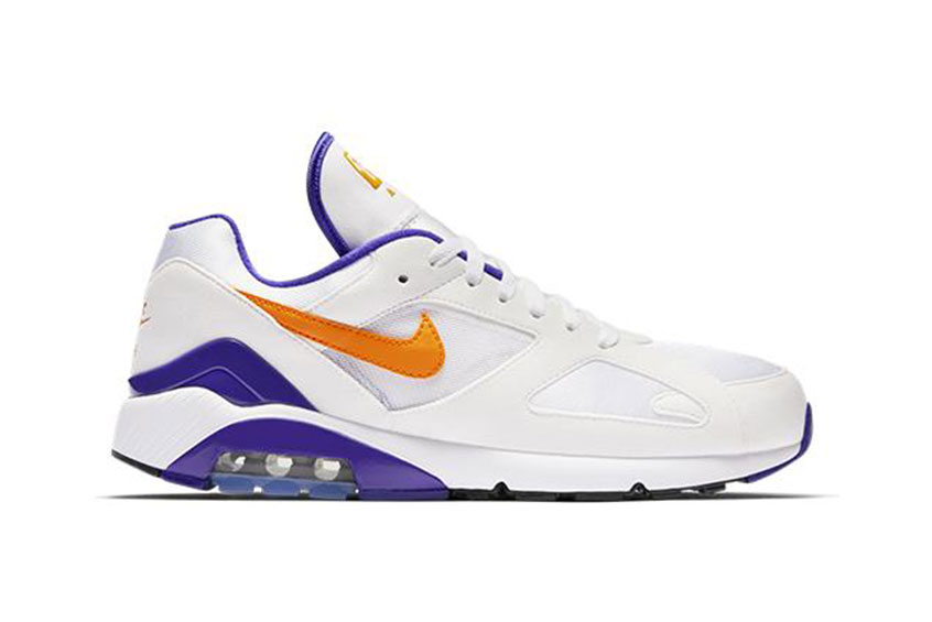 incredible prices shoes for cheap new images of Nike Air Max 180 OG Bright Concord : Release date, Price & Info