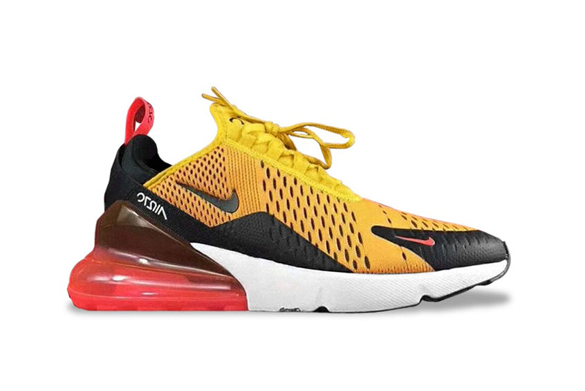 Nike Air Max 270 Orange Red : Release date, Price & Info