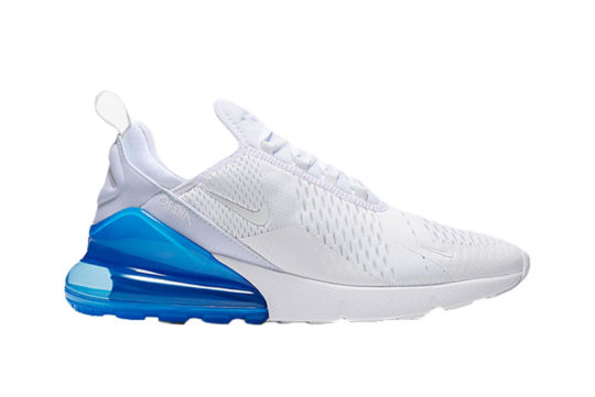 Nike Air Max 270 White Blue