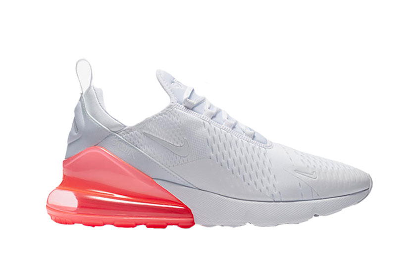 check out bb380 b66f8 Nike Air Max 270 White Red : Release date, Preis & Infos