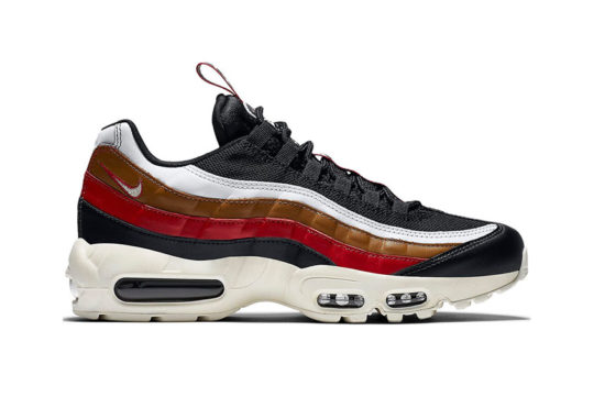 Nike Air Max 95 Pull Tab Black Brown