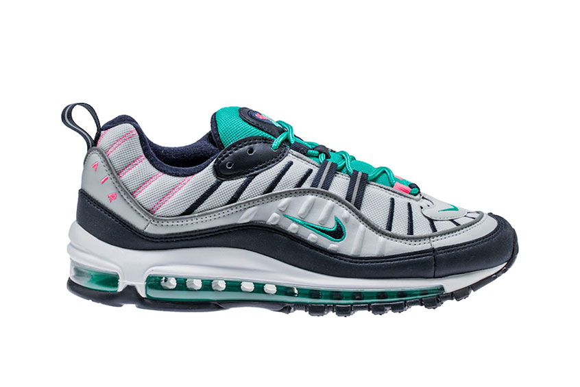 super quality official site designer fashion Nike Air Max 98 South Beach : Release date, Price & Info